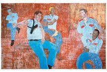 leon goleb / painting