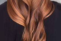 Haircolor Redhead