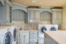 Luxurious Laundry Rooms / by Lori Montieth Team