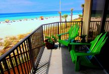 Dolphin Watch-Sunbird 208E, Panama City Beach, FL / Dolphin Watch is a beautifully decorated 1 bedroom, 1 bathroom beachfront vacation rental condo located in Panama City Beach, FL. Emerald Beach Properties, Inc. manages this property for the owner. Call (850) 234-0997 to book today!