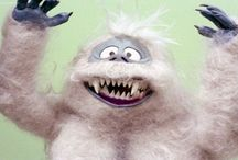 abominable snowman / by Cara Barlow