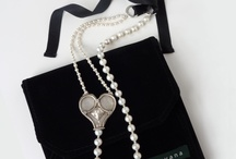 Vintage SIlver and pearl Jewellery  / Preloved Vintage Silver combined with Modern Elements £495