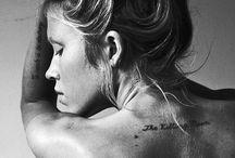 under my skin / by Tara Tiara A*
