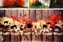 New projects: fall decor