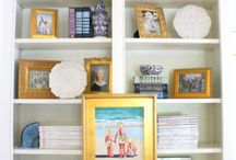 Bookshelves / by Sharon Reardon
