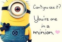 Minions / by Alison Mack