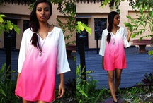 Ombre Love / Ombre Dresses and tops for Women