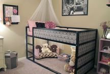 Children's Bedrooms / by Annie W