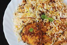 biryani n other rice dishes