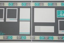 Stampin' Up! - MY Scrapbook Pages