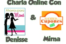 Charlas de Denisse & Mirna / by Mirna