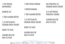 vitamix ideas / by Kimberly Ross