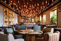Лучший интерьер ресторана, кафе или бара
