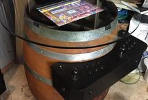 Raspberry Pi Arcade Machines / Raspberry Pi based arcade and games machines.