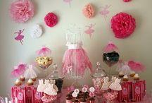 Birthdays ideas / by Stella Mar