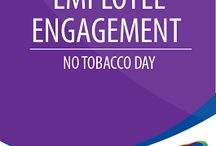 Employee Engagement - No Tobacco Day (31-May-2015) / On this NO Tobacco Day encourage employees to reduce or completely stop the tobacco consumption in any form. Each EmpEngage NO Tobacco Day Kit will provide you with Information and Guidance to Execute a Flawless Employee Engagement Event. #HR #EmployeeEngagement #NoTobaccoDay #31-May-2015