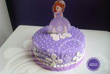 tortas de nena