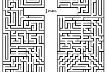 Tween Bible Games / by Shanna Crabb
