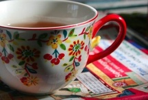 Just My Cup Of Tea / by Stacey G