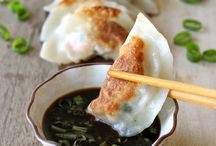 Dumplings / by Laurie Bown