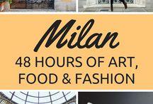 Trip to Milano