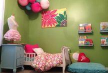 Bedroom ideas for both girls