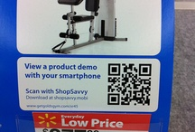 QR and UPC Codes