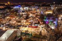 Christmas in Galway / Christmas time in Galway