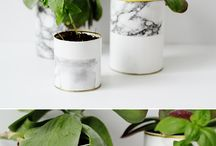 DIY PROJECTS / I love a good DIY Project and I can't wait to try some of these projects out for myself!