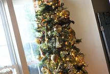 Christmas Pencil Trees