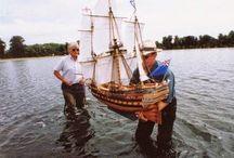 Båt modeller