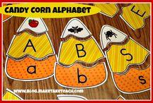 Alphabet / by Tracy Ciancio
