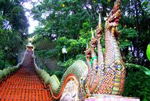 Chiang Mai (noorden) / by nelly crijns