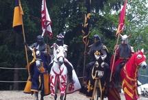 Fêtes médiévales d'Andilly / Fêtes médiévales d'Andilly 74 Haute Savoie, durant 5 jours, avec + de 1100 figurants