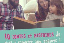 Contes et Histoires à raconter aux enfants