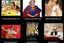 SLP Speech Language Fun! / by Joy Glick
