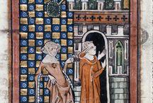 MS - Le Roman de la Rose [1338-44]