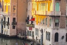 Kim Johnson / Venice from a water taxi