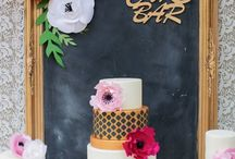 Paper Flower Bridal Shower / This Paper Flower Bridal Shower was designed by Kate Rose Creative Group and shot by Janeane Marie Photography in Georgetown, Texas at Kindred Oaks Event Center