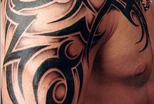 My tattoos...