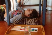 Montessori inspired activities