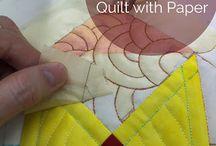 Quiltprojecten