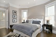 Beautiful Bedrooms / Inspiration for bedrooms for grown ups.