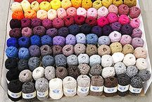 yarn and color