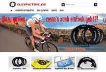 Projektscreens osymetric.de E-Shop / E-Shop imm responsive Design mit Magento commerce für http://www.osymetric.de/