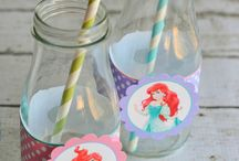 Super Cute Party Ideas / If you're getting ready to host a birthday party or some other type of themed party, come here to find super cute party ideas!