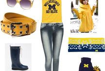 Go Blue! / by Jane Wolford