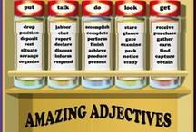 Writing--Word Choice / by Jodi Brownlee