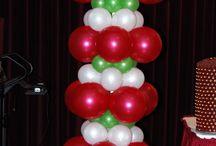 "Bangin Balloons / Balloon decorations that are ""BANGIN"""