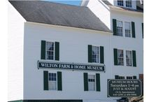 Museums / Explore the rich history in and around Wilton and Franklin County Maine. / by Wilson Lake Inn